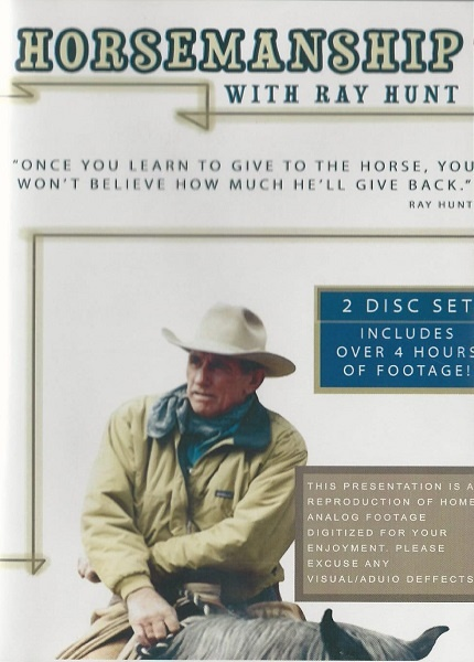 Cover of Ray Hunt's video
